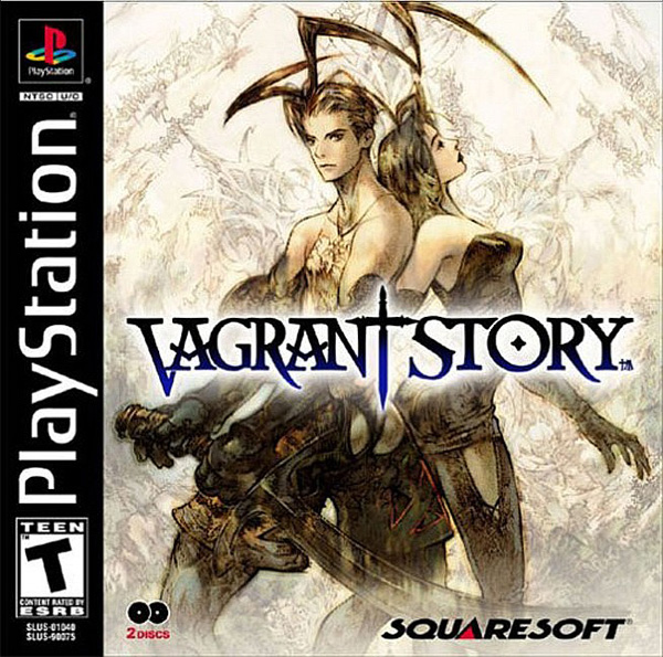 Vagrant Story [U] Front Cover